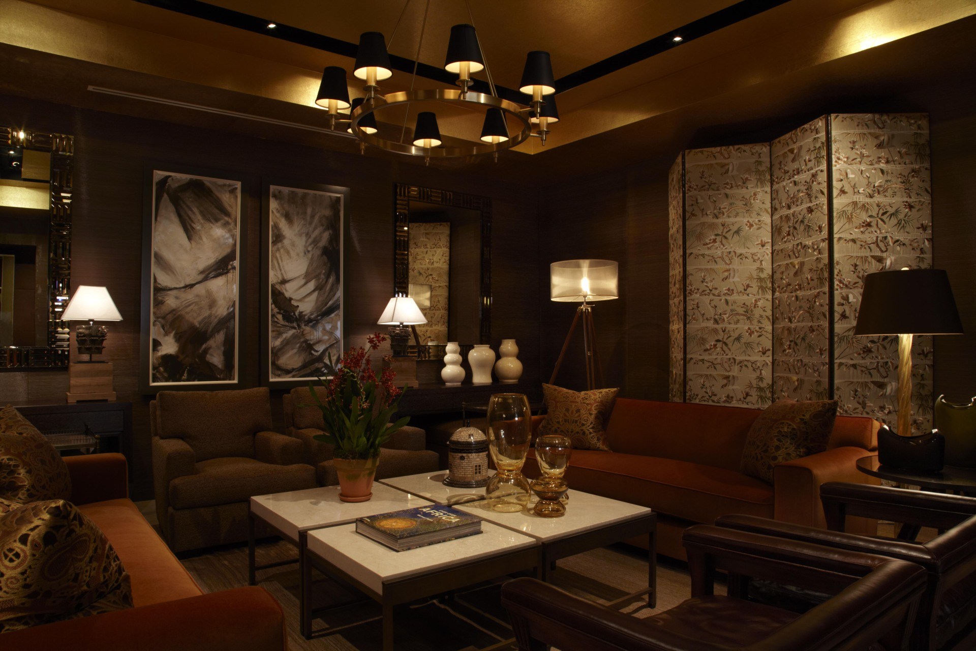 Donghia The Divan Room