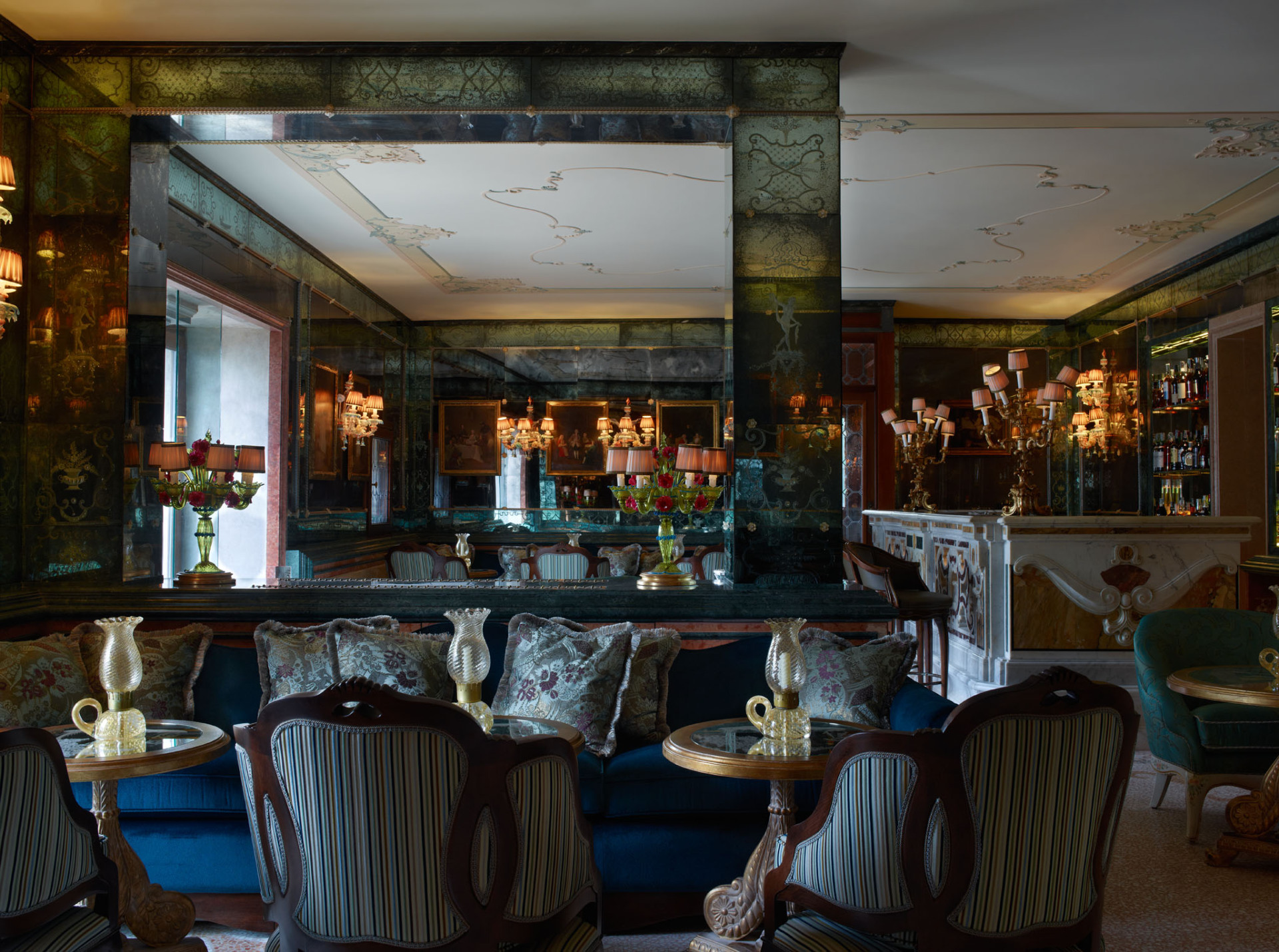 The Gritti Palace Bar Longhi
