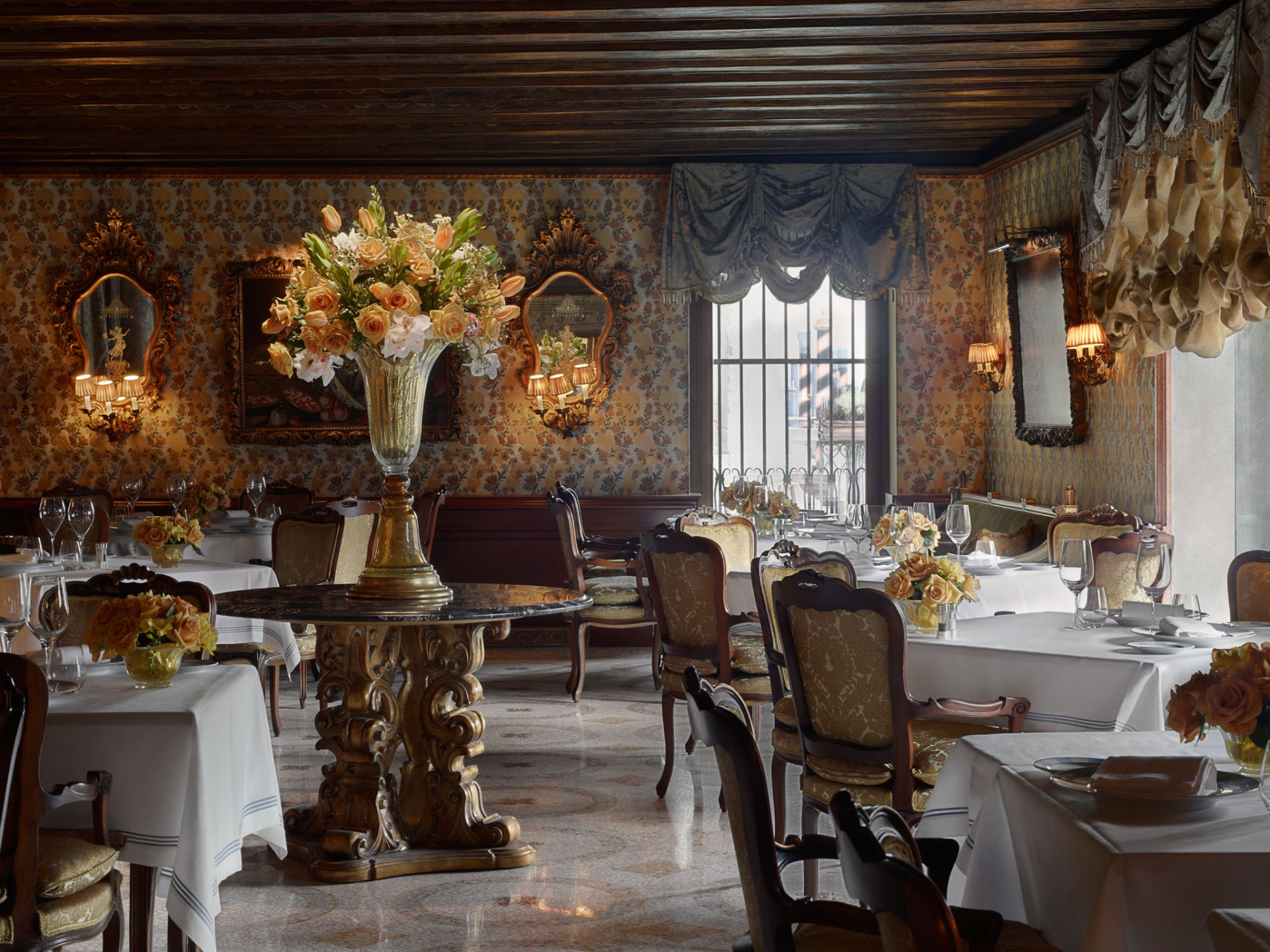 The Gritti Palace Club del Doge Restaurant