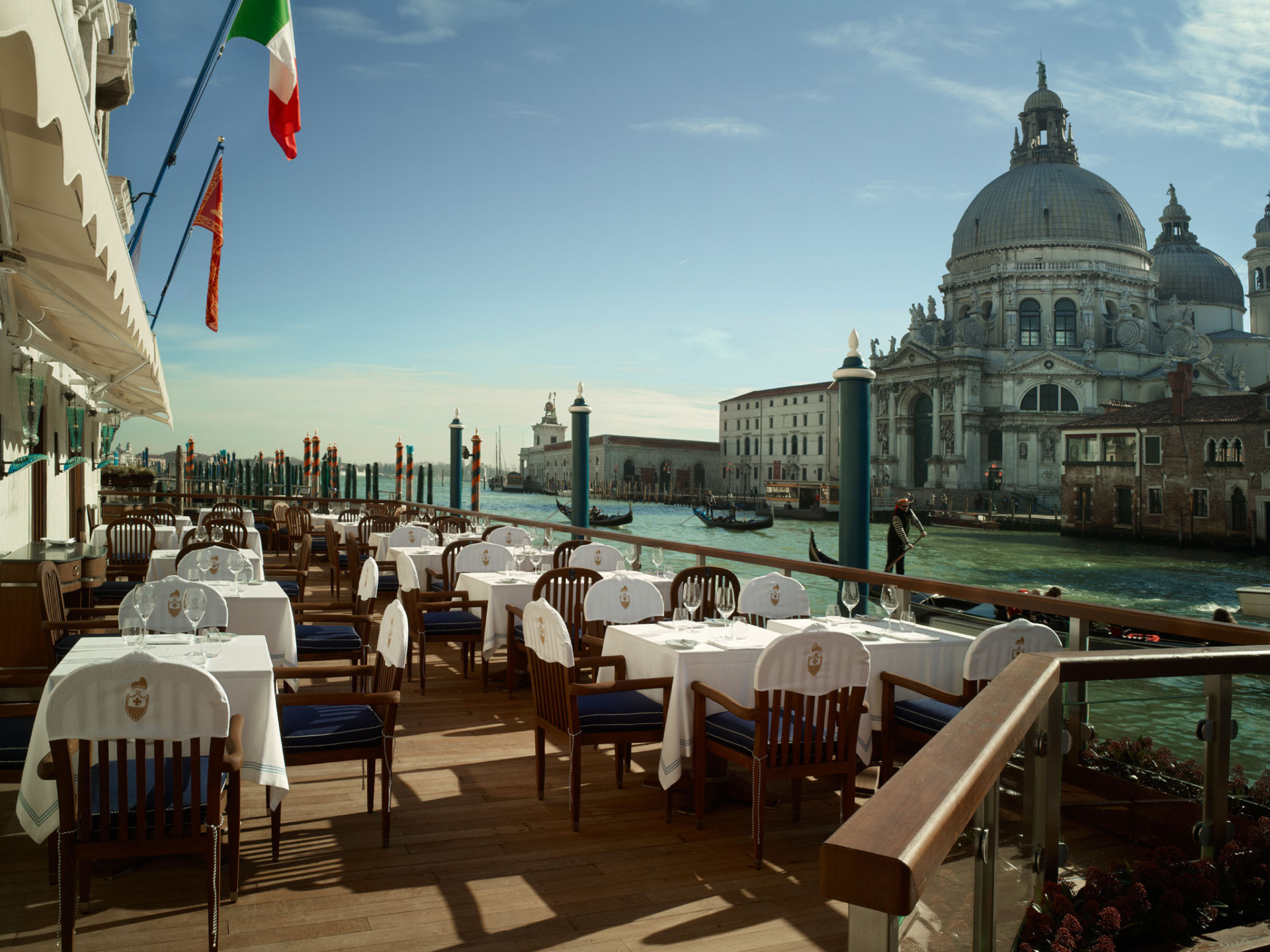 The Gritti Palace Terrace