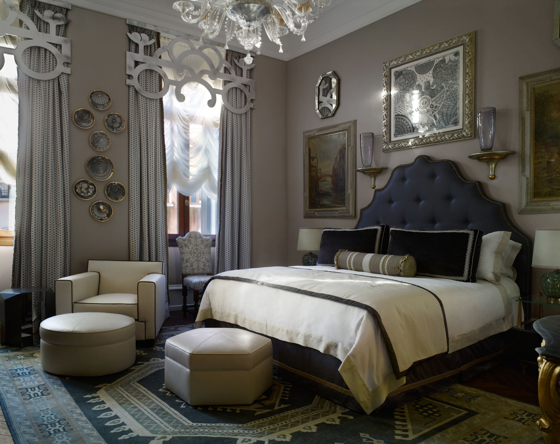 The Gritti Palace The Peggy Guggenheim Suite