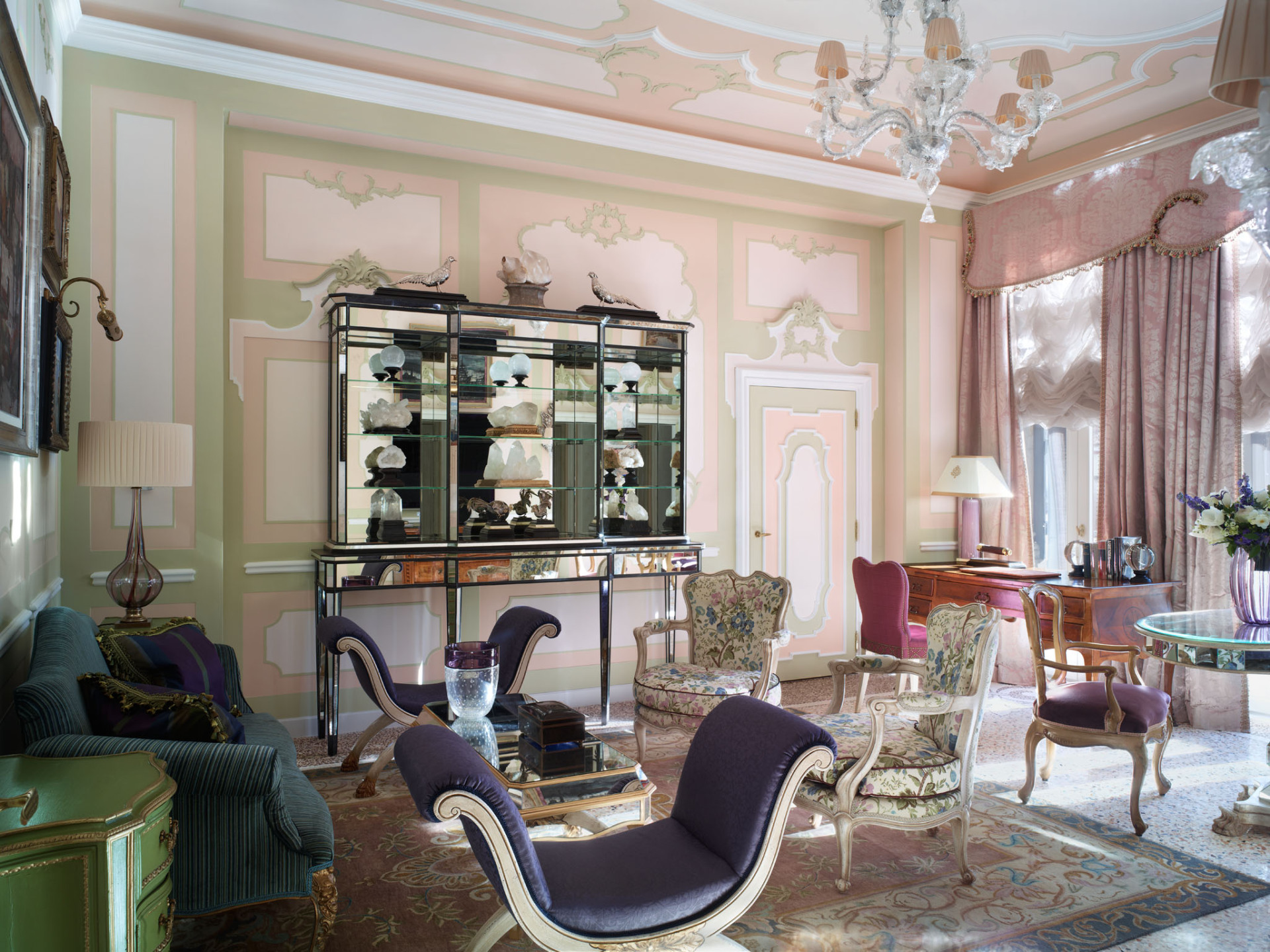 The Gritti Palace The Somerset Maugham Suite